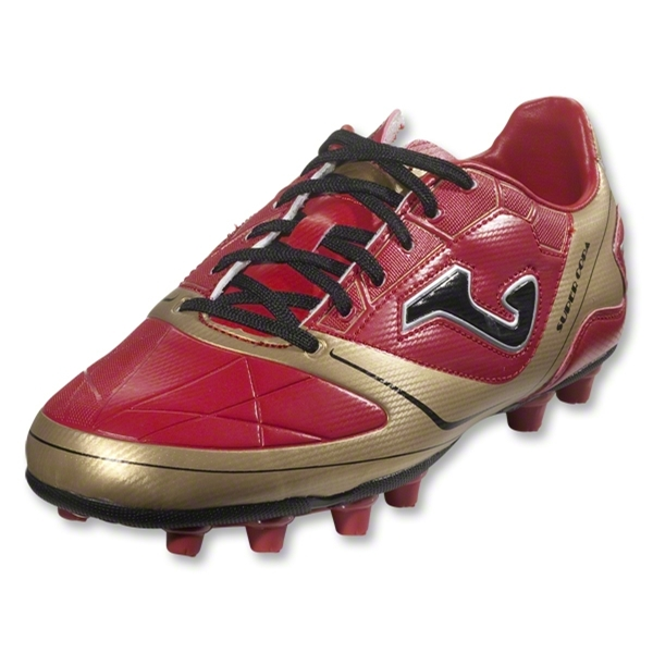 Joma Super Copa Junior FG (Red/Gold/Black)