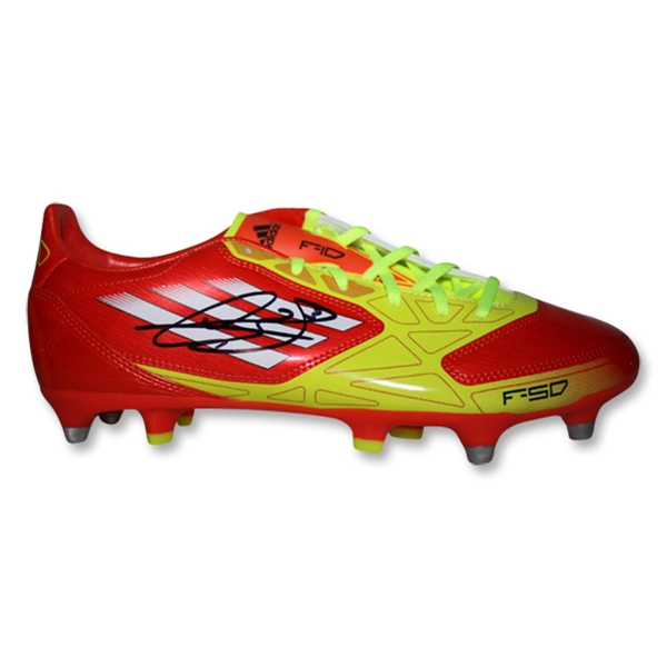 Signed Gareth Bale adidas adiZero Cleat