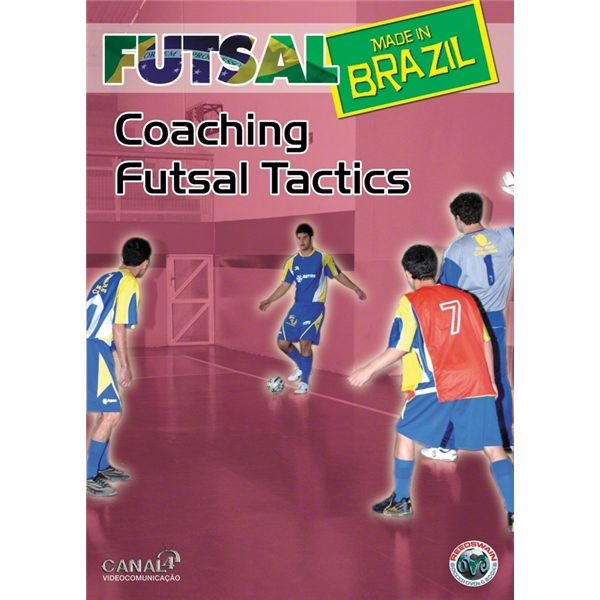 Tactical Training-Coaching Futsal Tactics DVD