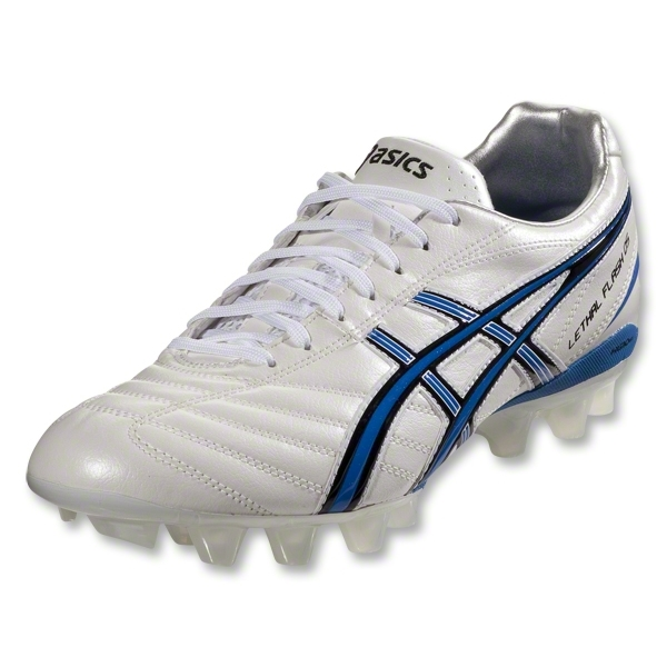 Asics Lethal Flash DS (White/Orion Blue/Black)