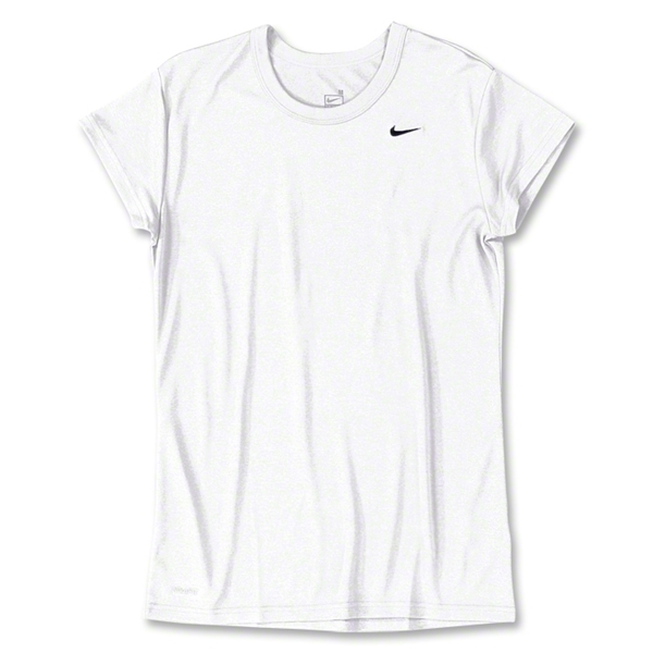 Nike Women's Performance T-Shirt (White)