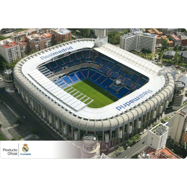 Real Madrid Stadium Desk Mat