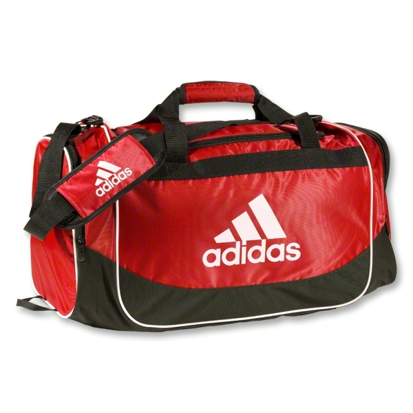 adidas Defender Duffle Medium (Red)