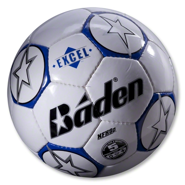Baden Excel (Butyl Bladder) Ball (Royal)