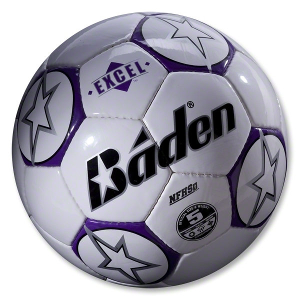 Baden Excel (Butyl Bladder) Ball (Purple)