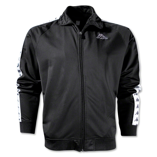 Kappa Banda Anniston Track Jacket (Black)