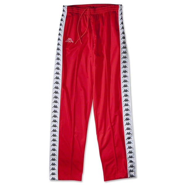 Kappa Banda Astoria Track Pant (Red)