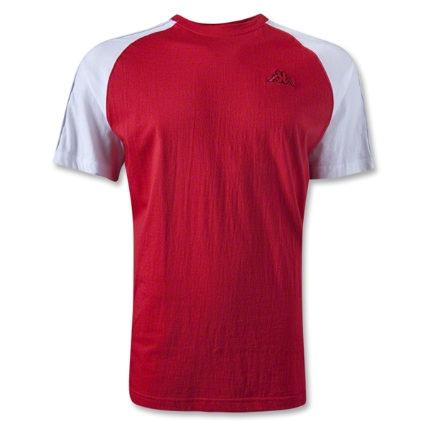 Kappa Banda Raglan Shirt (Red)
