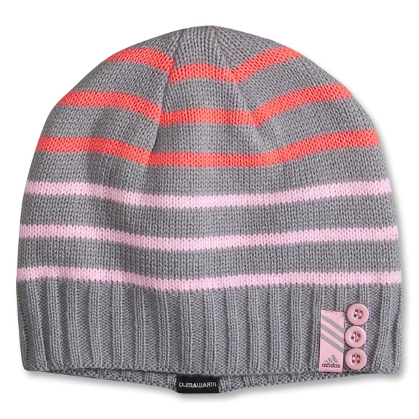adidas Women's Snow Angel Beanie (Sv/Pi)