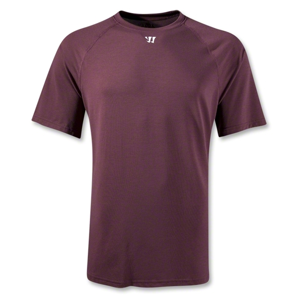 Warrior Tech T-Shirt (Maroon)