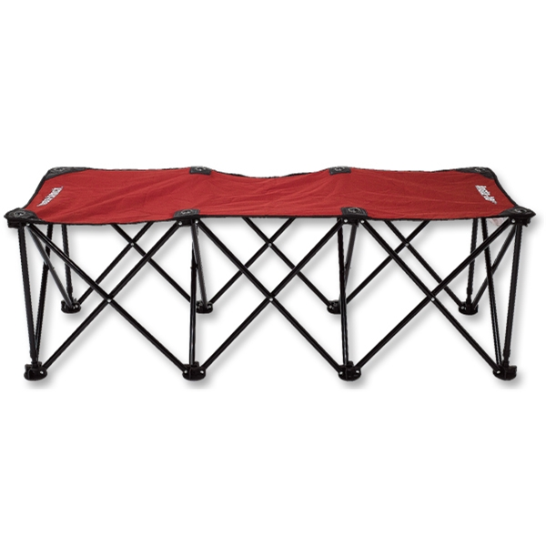 Insta-Bench Three-Seater (Red)