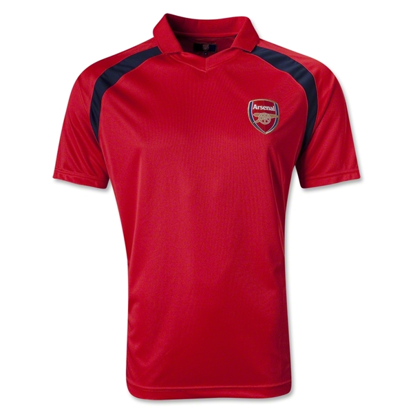 Arsenal Poly Polo