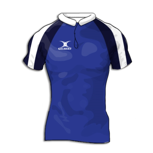 Gilbert Imperius Premier Custom Jersey (Royal- Set of 22)