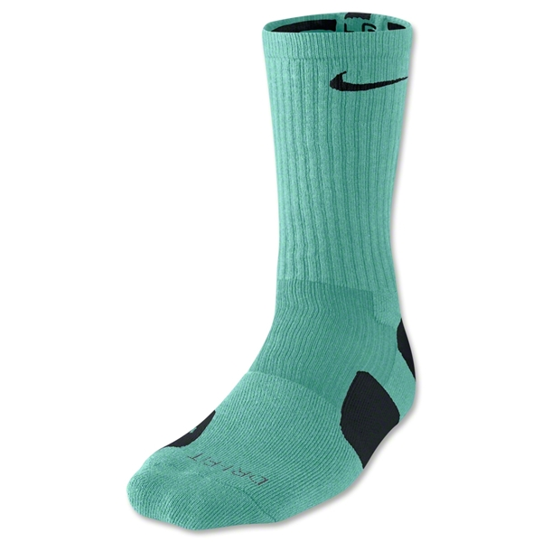 Nike Elite Crew Sock (Mint)