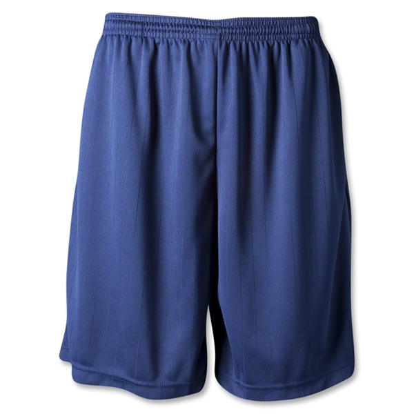 Zip Pocket Coach's Short (Navy)