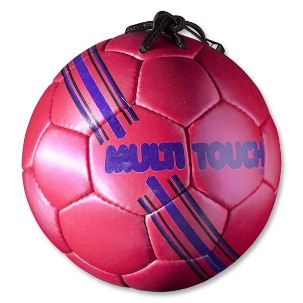 Multi-Touch Soccer Trainer (Pink)