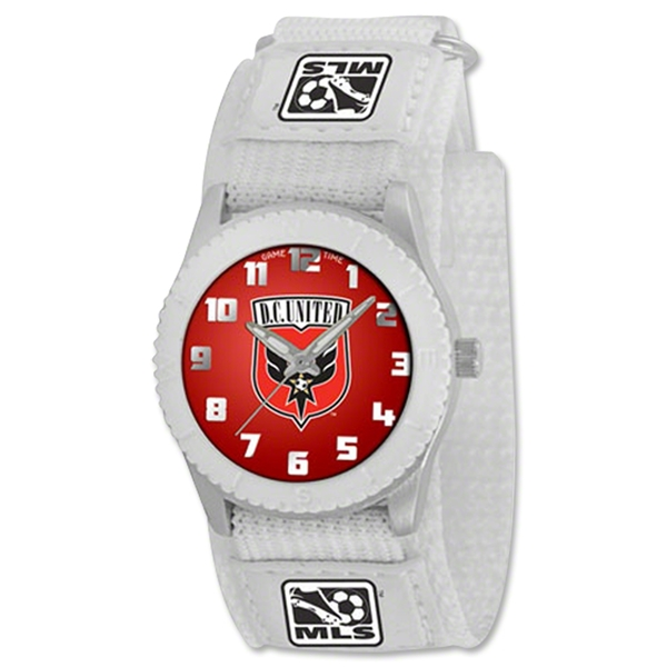 DC United Rookie Watch-White