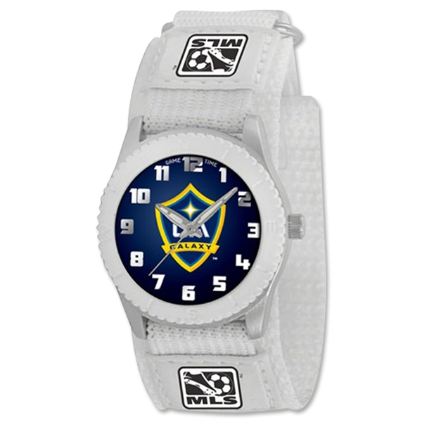 LA Galaxy Rookie Watch (White)