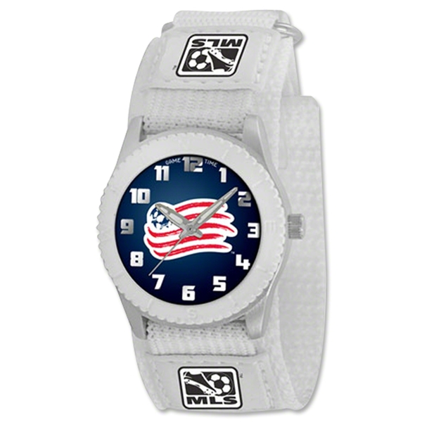 New England Revolution Rookie Watch (White)