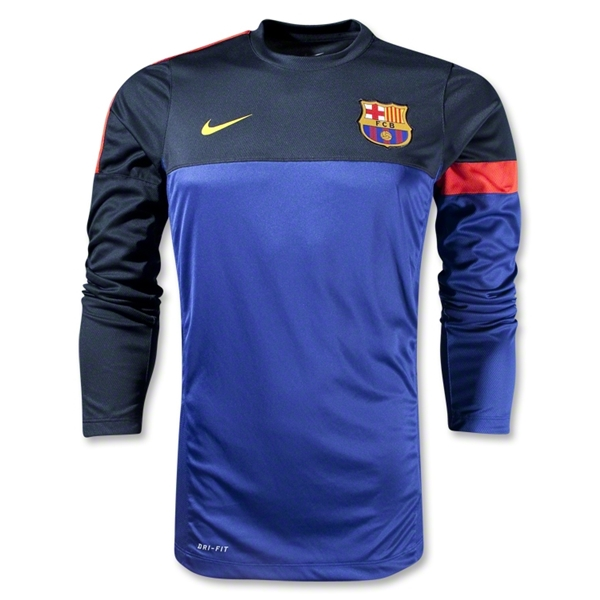 Barcelona 12/13 LS Training Top