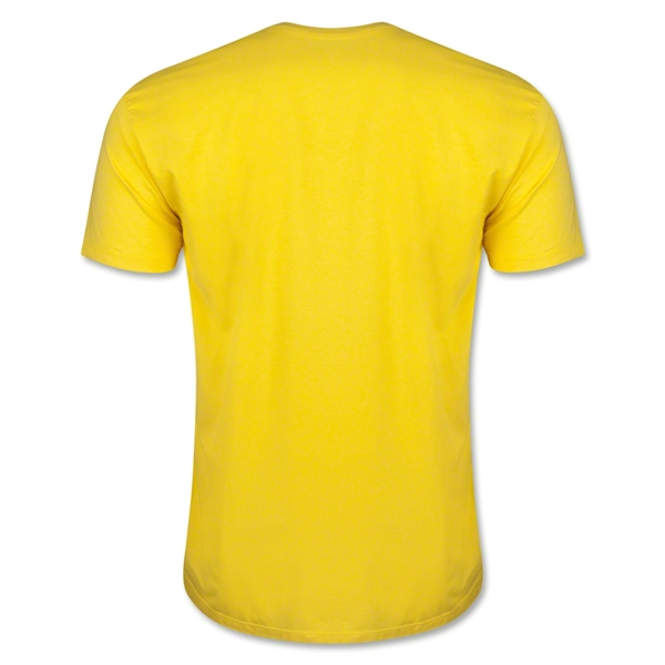 Fashion T-Shirt (Yellow)