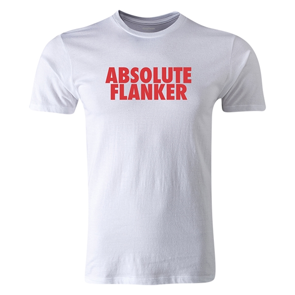 dumpTackle Absolute Flanker T-Shirt (White)
