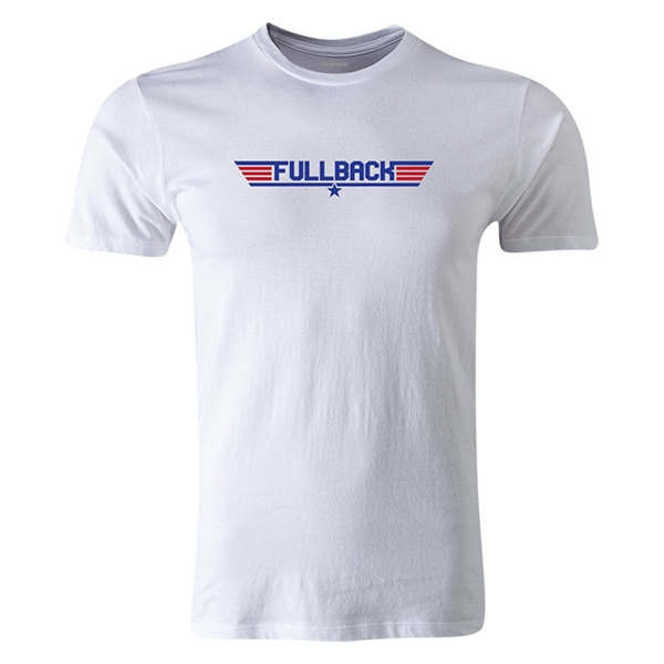 dumpTackle Fullback T-Shirt (White)