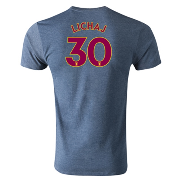 Aston Villa LICHAJ Player Fashion T-Shirt