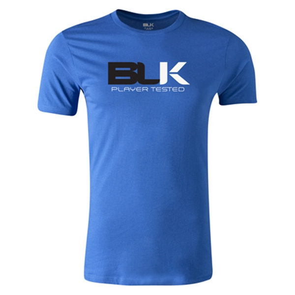 BLK Player Tested Premier Supporter T-Shirt (Royal)