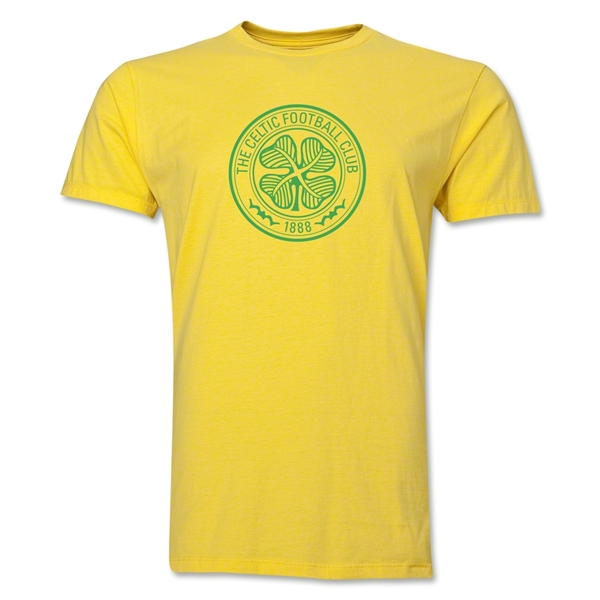 Celtic Men's Premium T-Shirt (Yellow)
