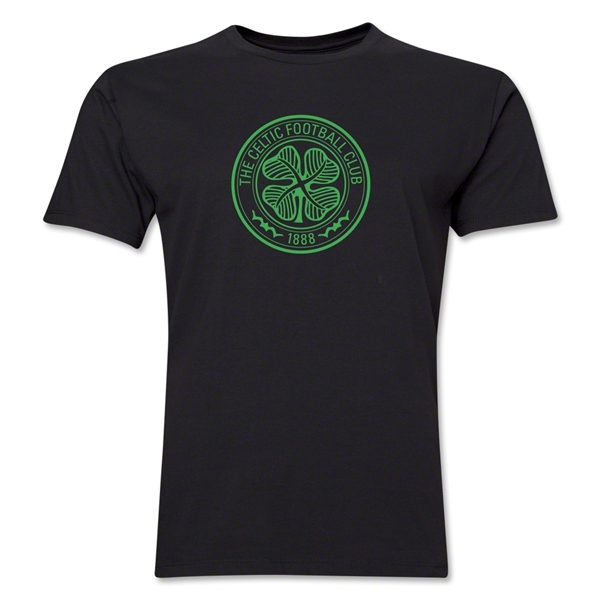 Celtic Men's Premium T-Shirt (Black)