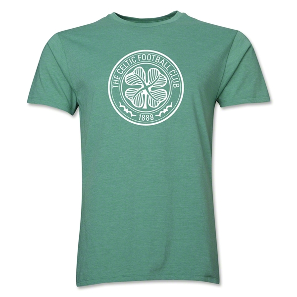 Celtic Men's Premium T-Shirt (Heather Green)