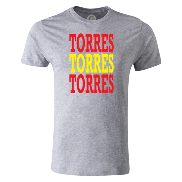 Torres Men's Fashion T-Shirt (Gray)