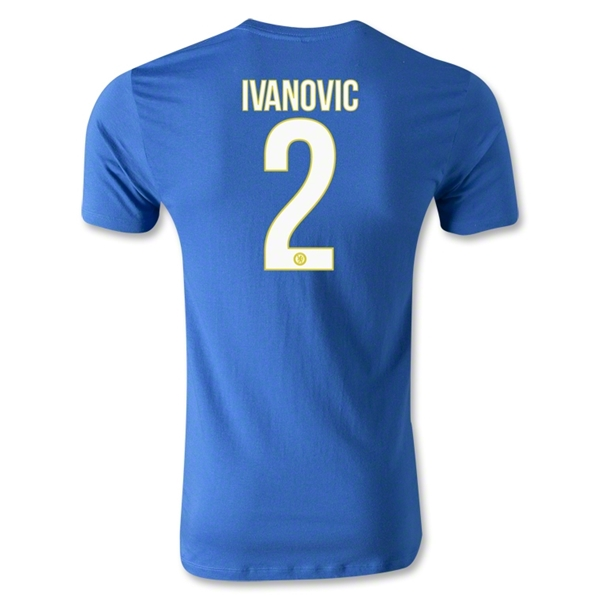 Chelsea IVANOVIC Player Fashion T-Shirt