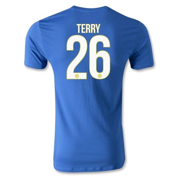 Chelsea TERRY Player Fashion T-Shirt