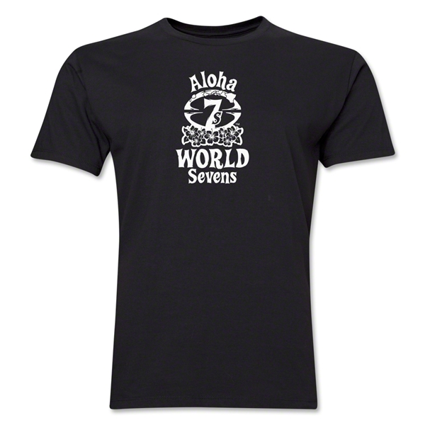 Aloha World Sevens Premier T-Shirt (Black)