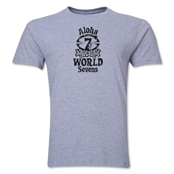 Aloha World Sevens Premier T-Shirt (Grey)