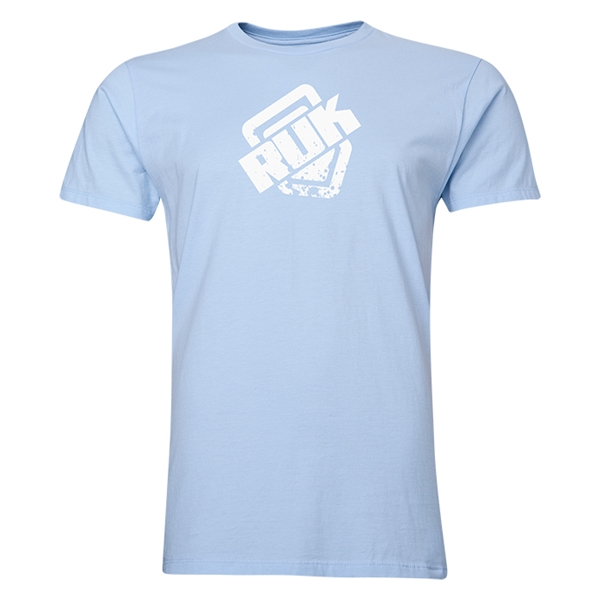Ruk Rugby Shield T-Shirt SS Baby Blue