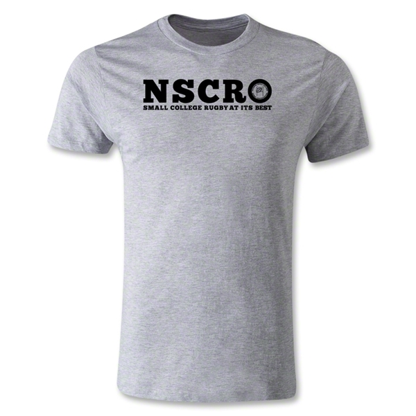NSCRO 'At Its Best' Fashion T-Shirt (Gray)