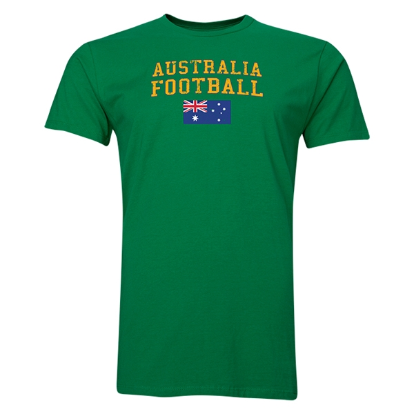 Australia Football T-Shirt (Green)