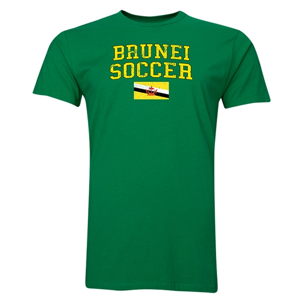 Brunei Soccer T-Shirt (Green)