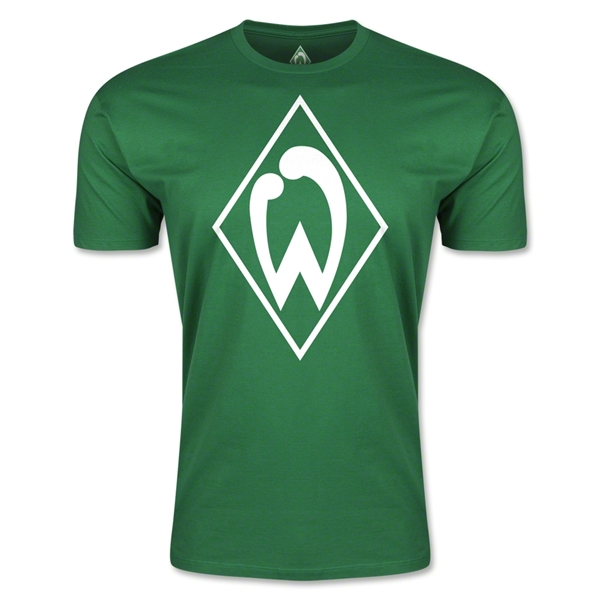 Werder Bremen Men's Fashion T-Shirt (Green)