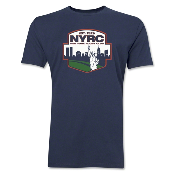 New York Rugby Club Premier T-Shirt (Navy)