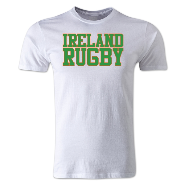 Ireland Supporter Rugby T-Shirt (White)