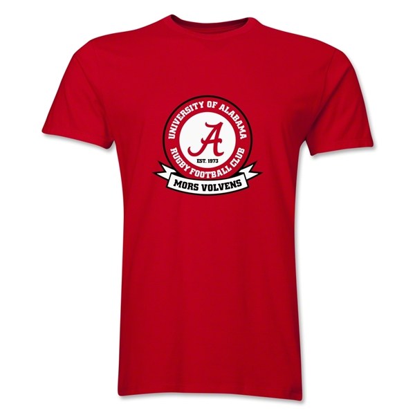 University of Alabama Rugby Premier T-Shirt (Red)