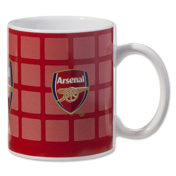Arsenal Plaza Mug
