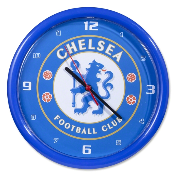 Chelsea Checkered Wall Clock