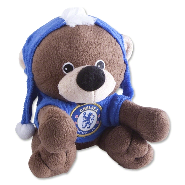 Chelsea Mohawk Plush Bear