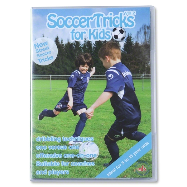 Soccer Tricks for Kids Volume 2 DVD