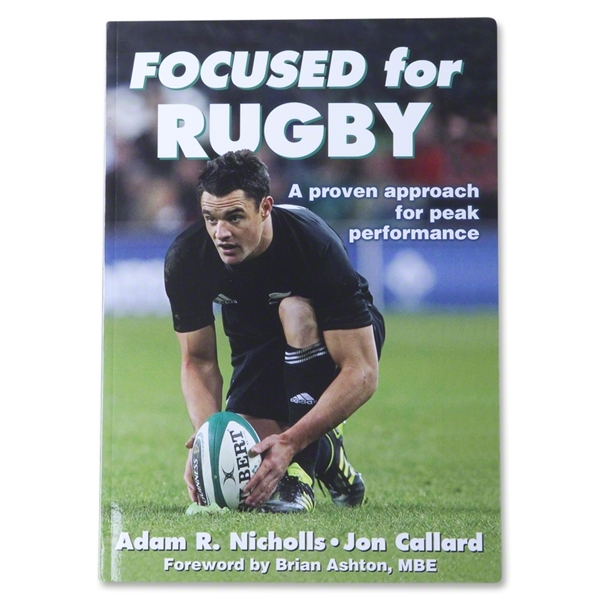 Focused on Rugby Book